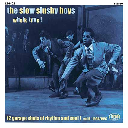 Slow Slushy Boys LZ0102